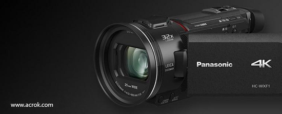 Import edit Panasonic HC-WXF1K 4K MP4 in FCP X/7/6