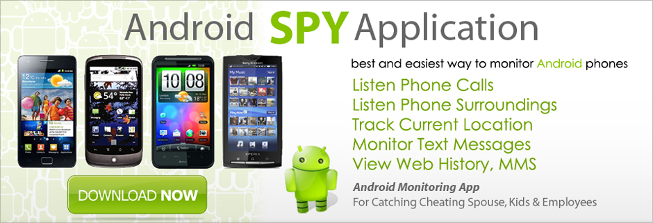 How to spy on a cell phone: android and iphone.