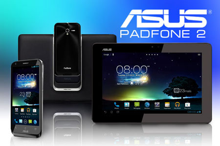 Spy Asus PadFone 2 via PadFone 2 Spy Software
