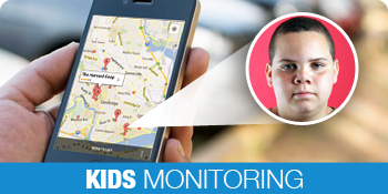 App to Monitor Kids