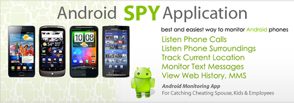 About FreeAndroidSpy Tracking Application