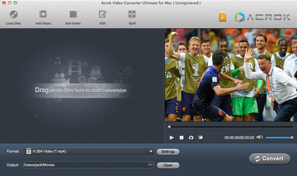 Blu-ray to FCP X Converter - Convert Blu-ray files to FCP X ProRes video on Mac
