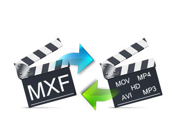 Convert MXF to any video format