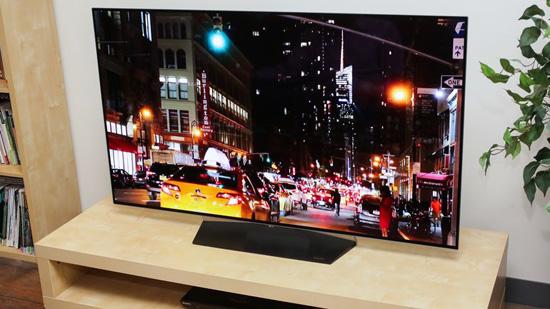 Blu-ray to LG OLED65B6P TV