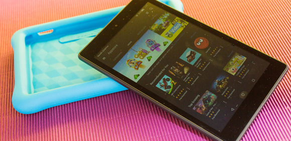 Transfer iTunes and Blu-ray movies to Fire HD 8 for playing