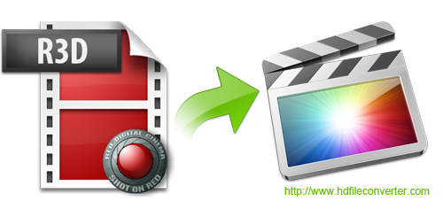 Convert R3D to ProRes MOV for FCP X on Mac OS X El Capitan