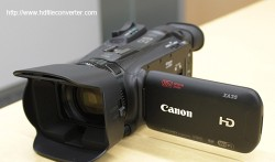 Import edit Canon XA35 MTS video in After Effects CC