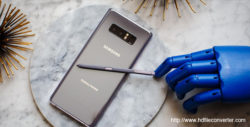 How to rip and convert Blu-ray to Galaxy Note 8?