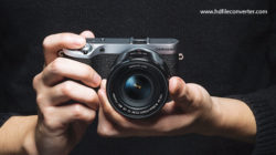 Import and edit Samsung NX500 H.265/HEVC video in Sony Vegas Pro 15