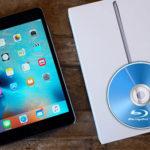 iPad Mini 5 Blu-ray Ripper