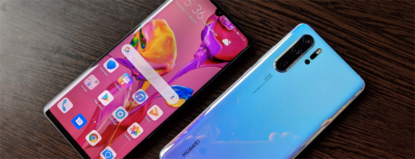 Watch Blu-ray/DVD movies on Huawei P30 Pro