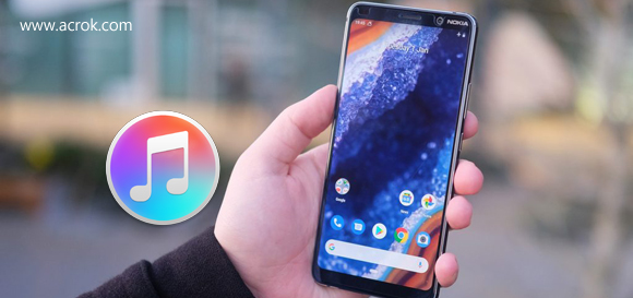 How to play iTunes M4V movies on Nokia 9 PureView