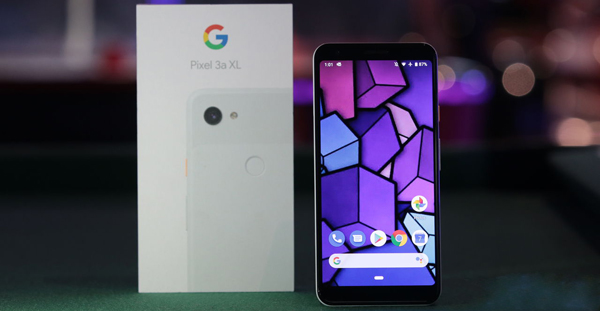 Sync and transfer iTunes movies music to Google Pixel 3a XL