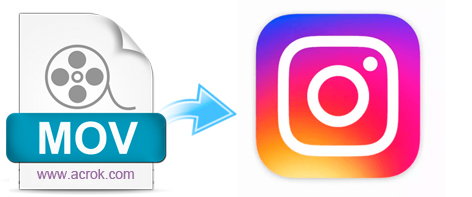 Instagram 4K MOV - Upload 4K MOV to Instagram freely