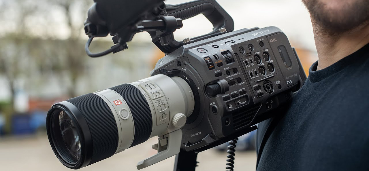 Import 4K MXF from Sony PXW-FX9 to Premiere Pro CC