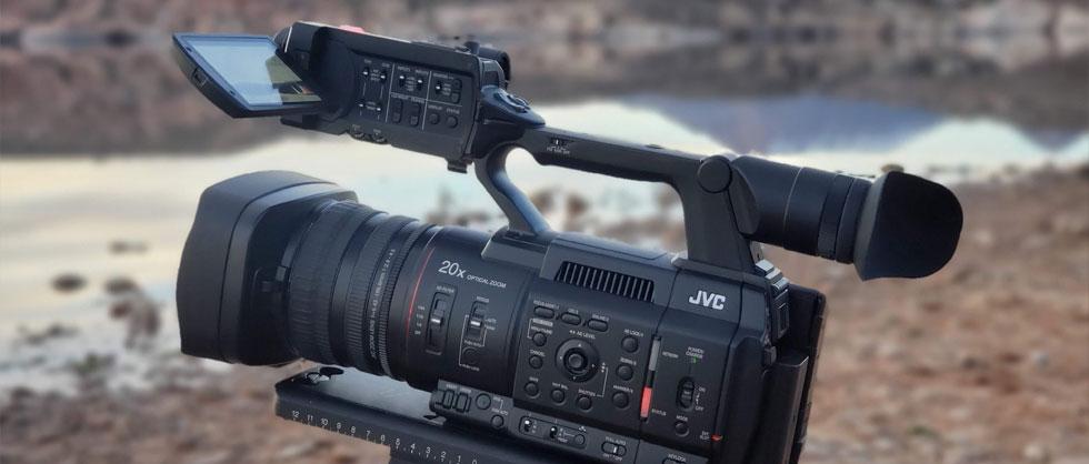 JVC GY-HC500 Vegas Pro