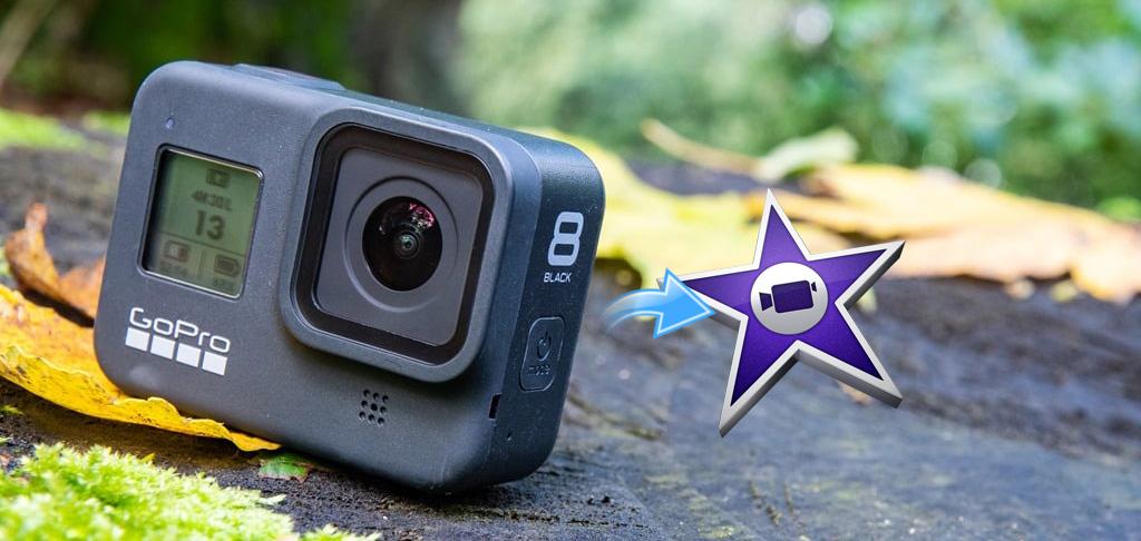 convert GoPro Hero 8 4K H.265 to iMovie AIC codec on Mac
