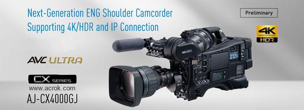 Edit Panasonic AJ-CX4000 4K HEVC in Premiere Pro