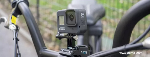 GoPro Hero 8 4K H.265 to iMovie workflow