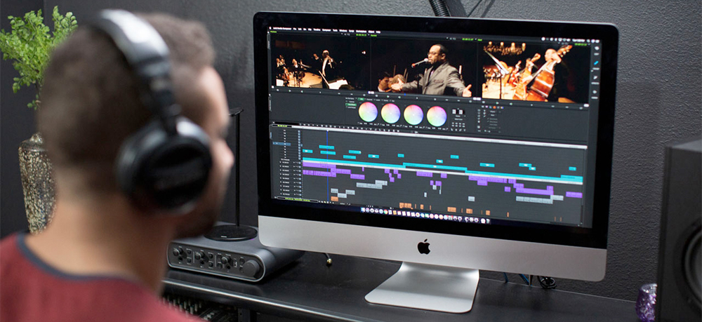 Rip Blu-ray to DNxHD for editing in Avid Media Composer