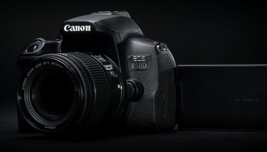 Canon EOS Rebel T8i / 850D 4K MP4 to FCP X/iMovie/Premiere Pro Workflow