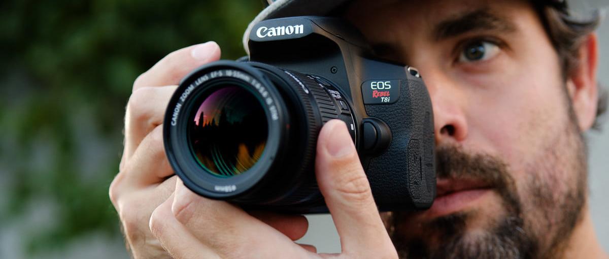 Edit Canon EOS Rebel T8i / 850D 4K MP4 in FCP X/iMovie/Premiere Pro