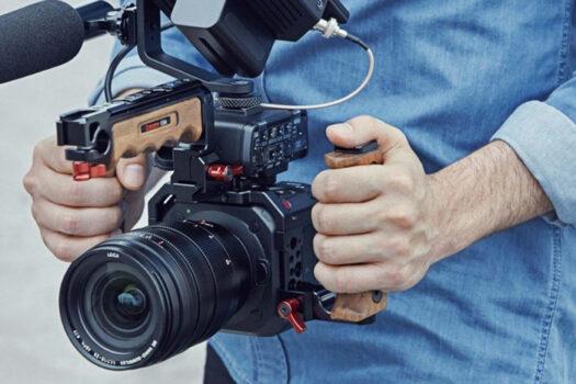 Lumix BGH1 FCP X - Edit Lumix BGH1 4K H.265 in FCP X