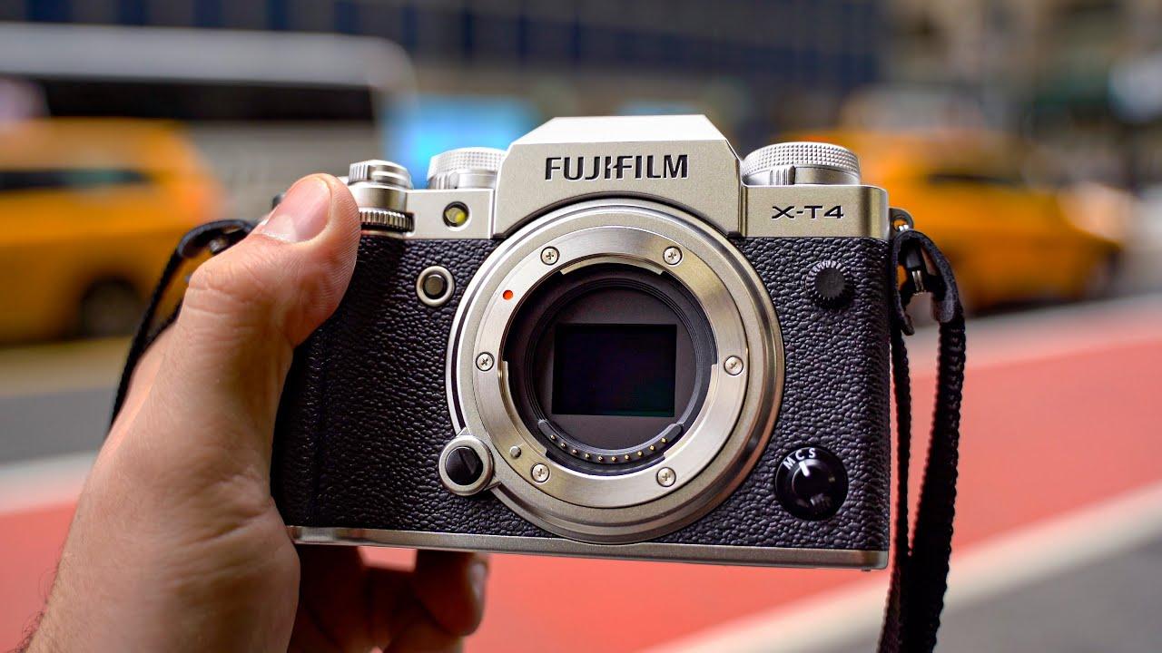 Fujifilm X-T4 iMovie - Edit H.265 in iMovie on macOS Big Sur